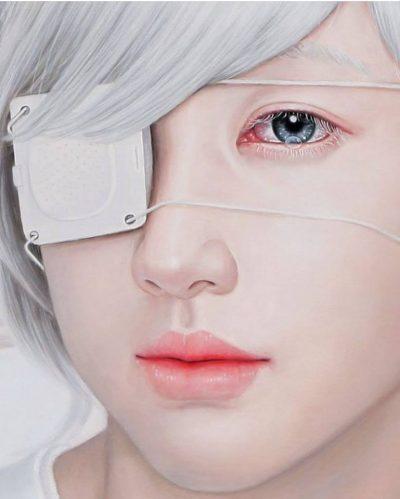 Ojos infinitos