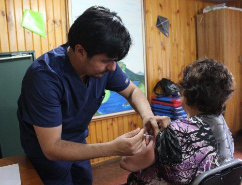 Campaña de Vacunación contra Influenza