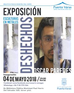 Diario Puerto Varas Expo Oscar Paredes