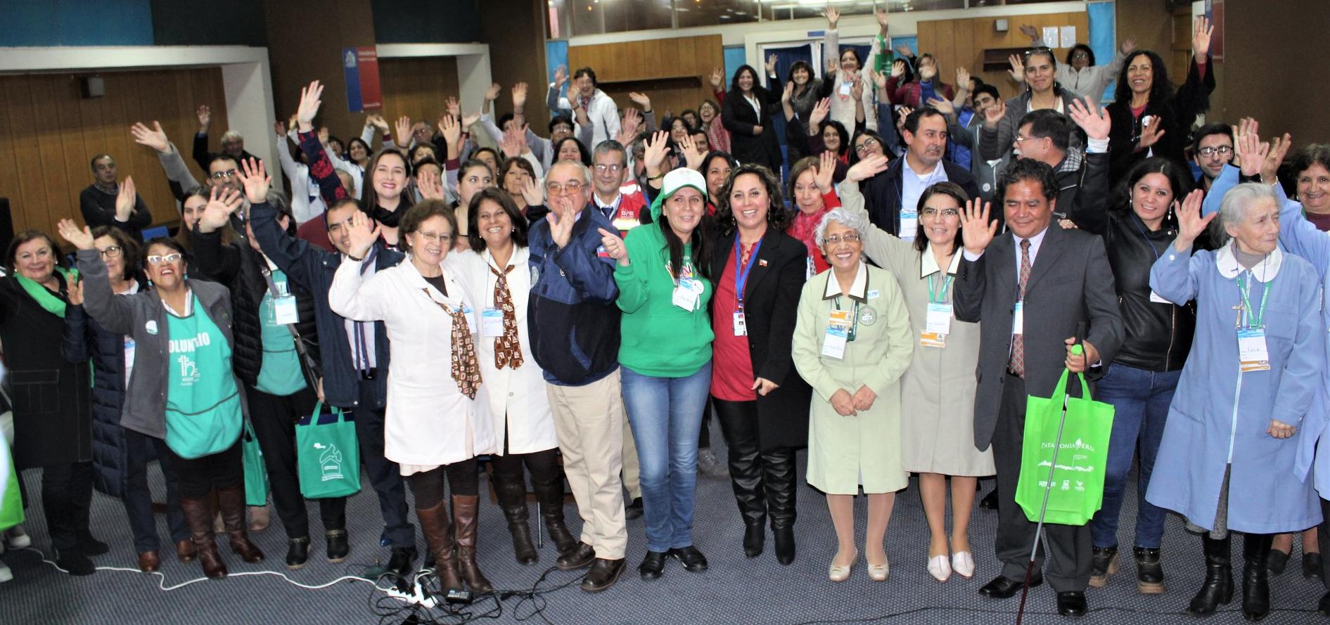 Diario Puerto Varas Primer Diálogo Participativo del Voluntariado contó con más de cien personas
