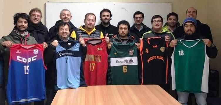 Diario Puerto Varas Foto Puerto Basket 2: Un total de diez equipos de diferentes comunas de la provincia de Llanquihue, darán vida a la segunda versión del campeonato.