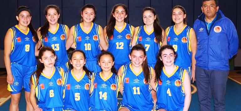 Diario Puerto Varas Cultura y Vida Sana Básquetbol Damas: Club Puerto Varas Femenino disputa primeros lugares en Liga Femisur 2018