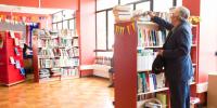 Diario Puerto Varas Cultura y Vida Sana Programación Junio Biblioteca Municipal