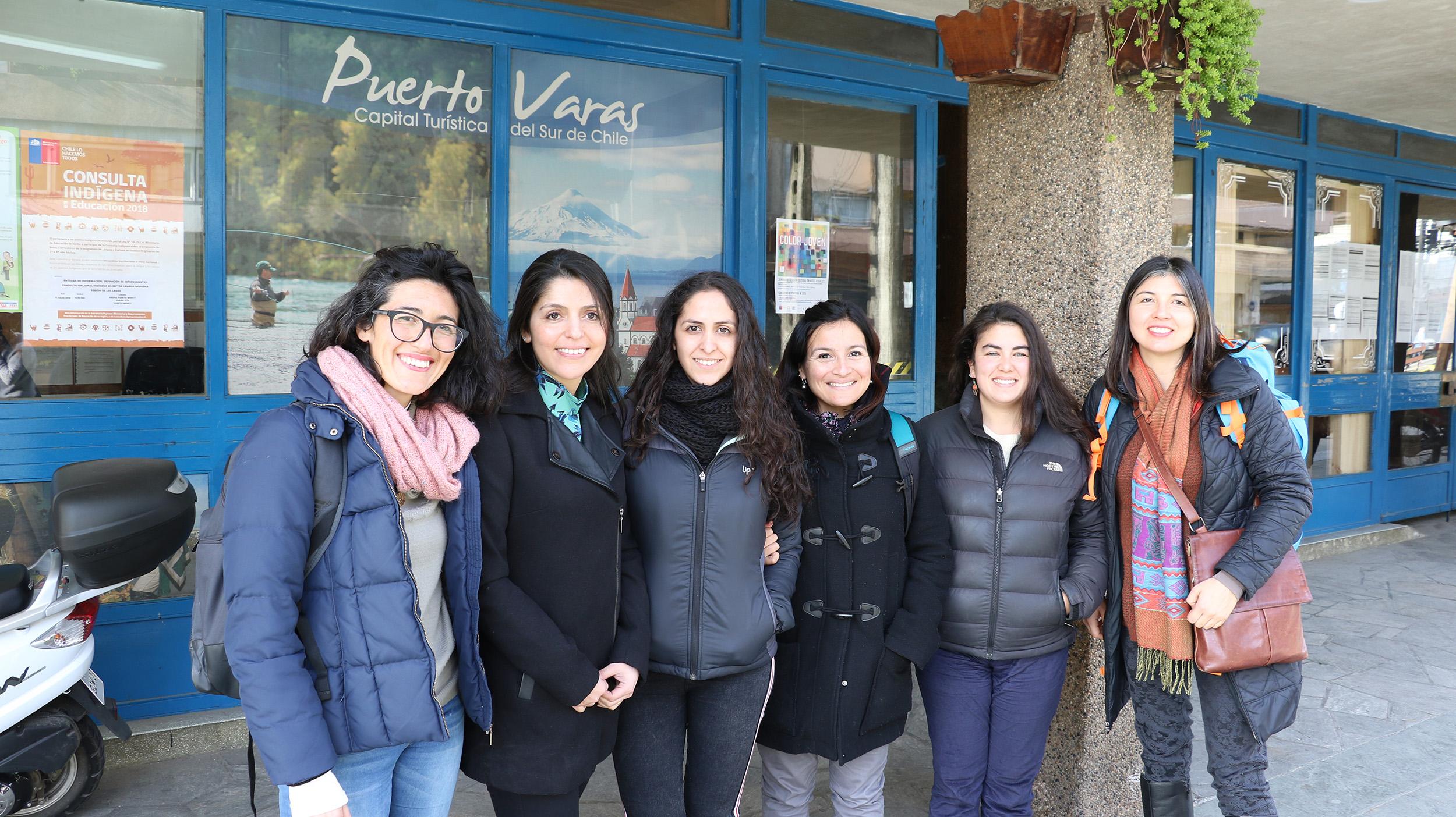 Diario Puerto Varas Departamento de Medio Ambiente ADAPT CHILE