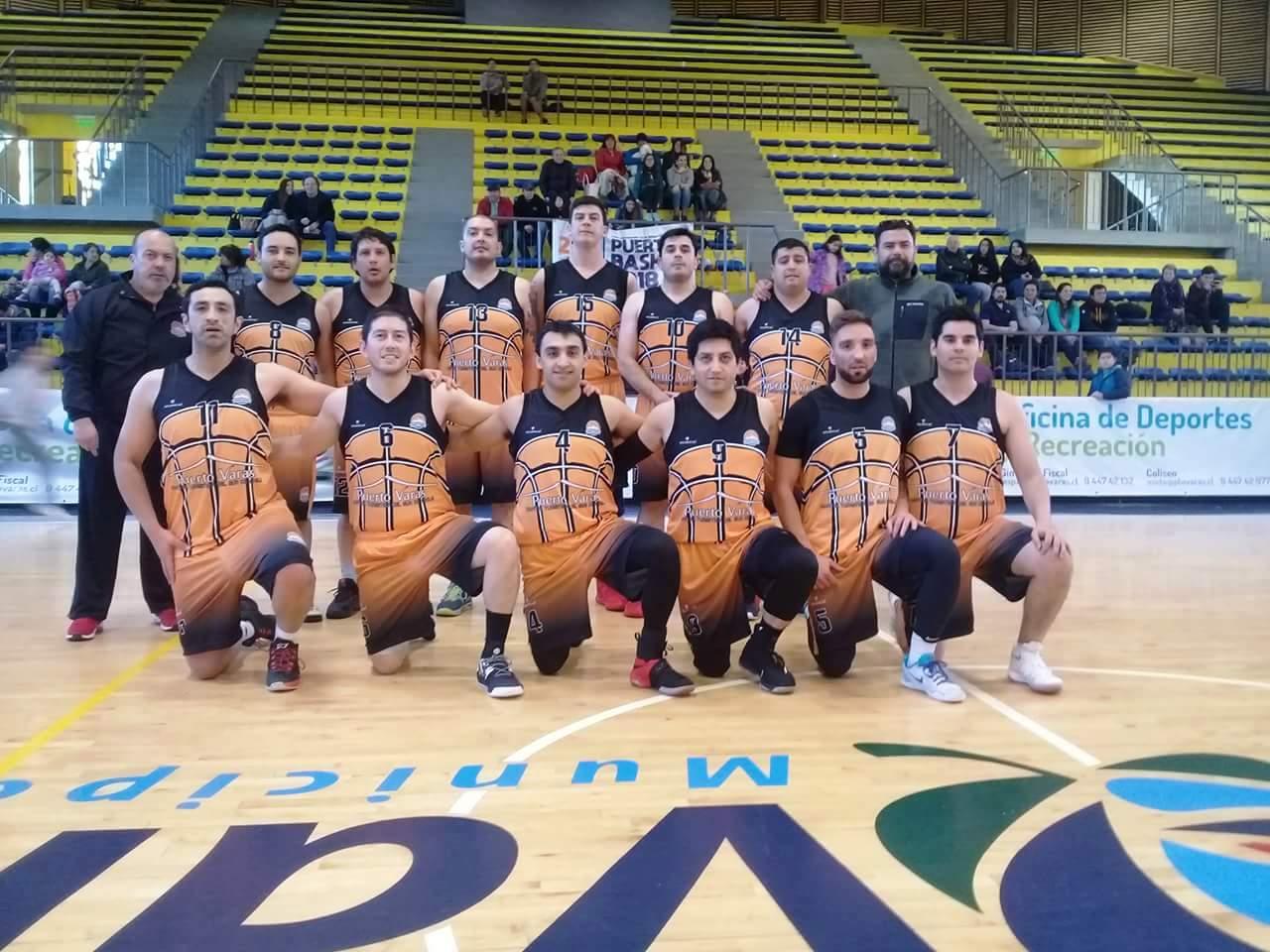Diario Puerto Varas Arrancó campeonato Copa Puerto Basket