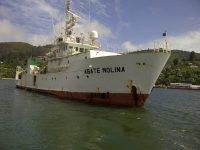 Diario Puerto Varas Respaldan Proyecto de Ley para nuevo buque científico