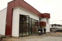Diario Puerto Varas Nuevo Cuartel Primera Compañía de Bomberos en Puerto Chico