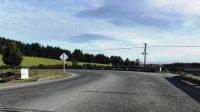 Solicitan mejorar demarcación vial en entrada a Puerto Varas por ruta V 550