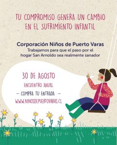 Evento solidario: Corporación Niños de Puerto Varas