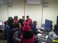 Diario Puerto Varas Estudiantes de Puqueldón conocen aeropuerto El Tepual