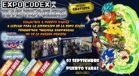 banner Expo Codex Travelers