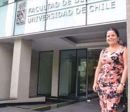 Entrevista con Lorena Lorca Muñoz abogada que defiende a personas transgénero