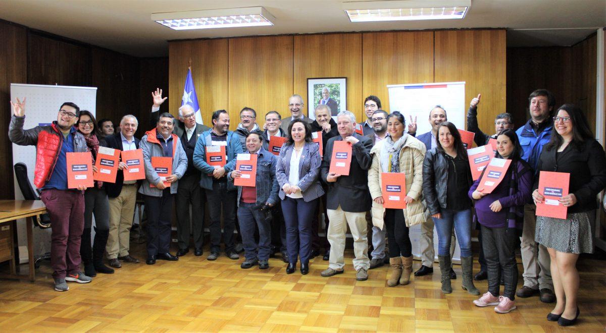 Entrega de recursos Fondo de Medios Provincia de Llanquihue 2018 - Diario Puerto Varas