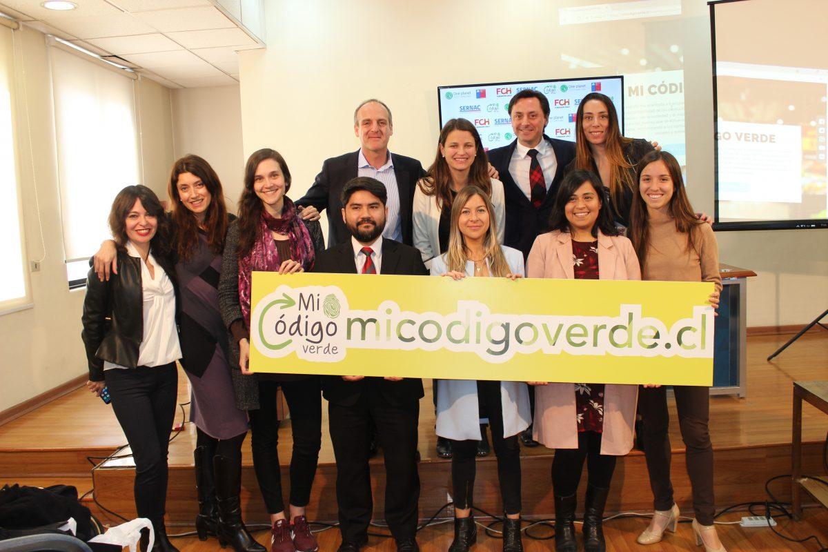 """Diario Puerto Varas Sernac y Fundación Chile lanzan plataforma """"Mi Código Verde"""""""