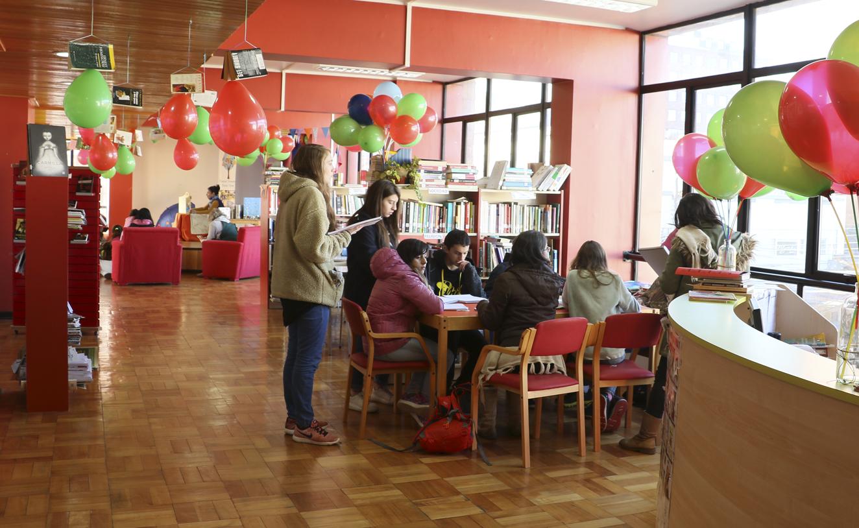 Diario Puerto Varas Actividades en Biblioteca Pública Paul Harris