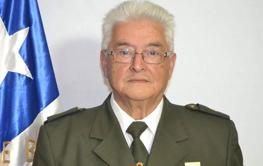 Sergio Olavarria ex comandante de Bomberos de Puerto Montt - Diario Puerto Varas