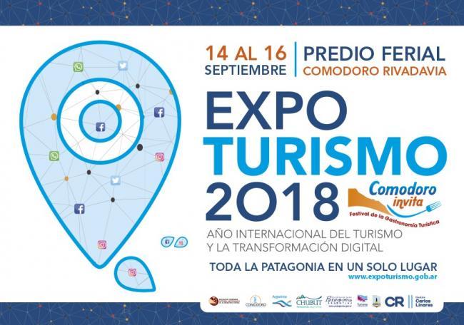 Expo Turismo 2018 Comodoro Rivadavia