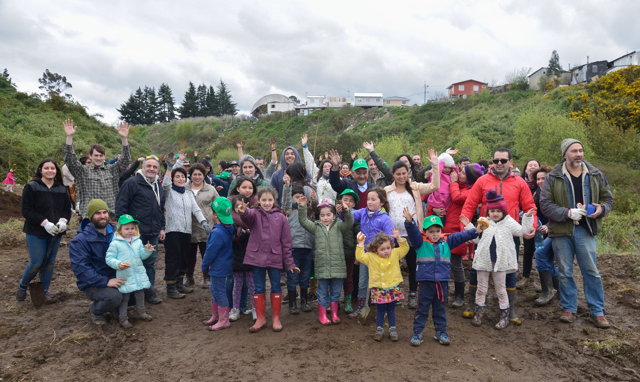 Quebrada Parque: Iniciativa medioambiental público-privada