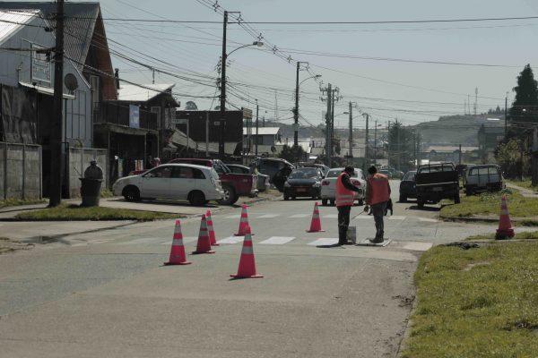 Municipio ejecuta mejoras viales en Puerto Varas - Diario Puerto Varas