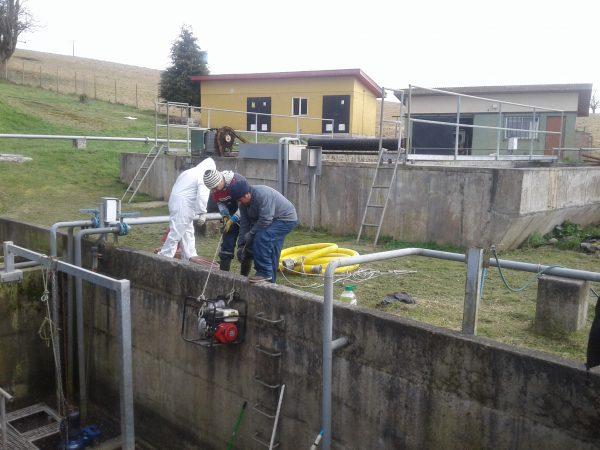 Modernizan procesos de Planta de Tratamiento de Aguas Servidas de Nueva Braunau - Diario Puerto Varas
