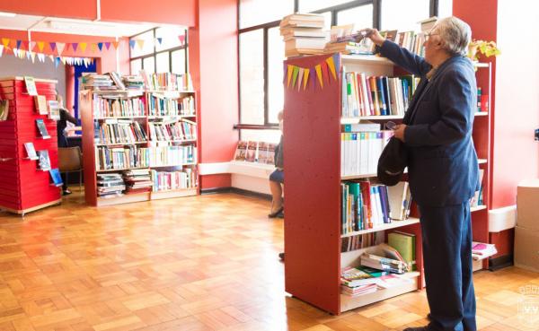 Voluntarios impartirán clases de español en Biblioteca Pública de Puerto Varas