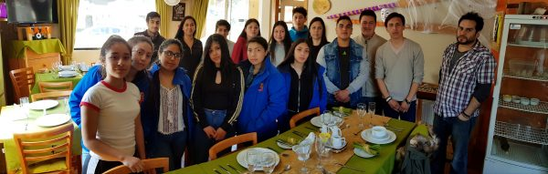 Queilen: Taller gratuito de turismo para estudiantes - Diario Puerto Varas