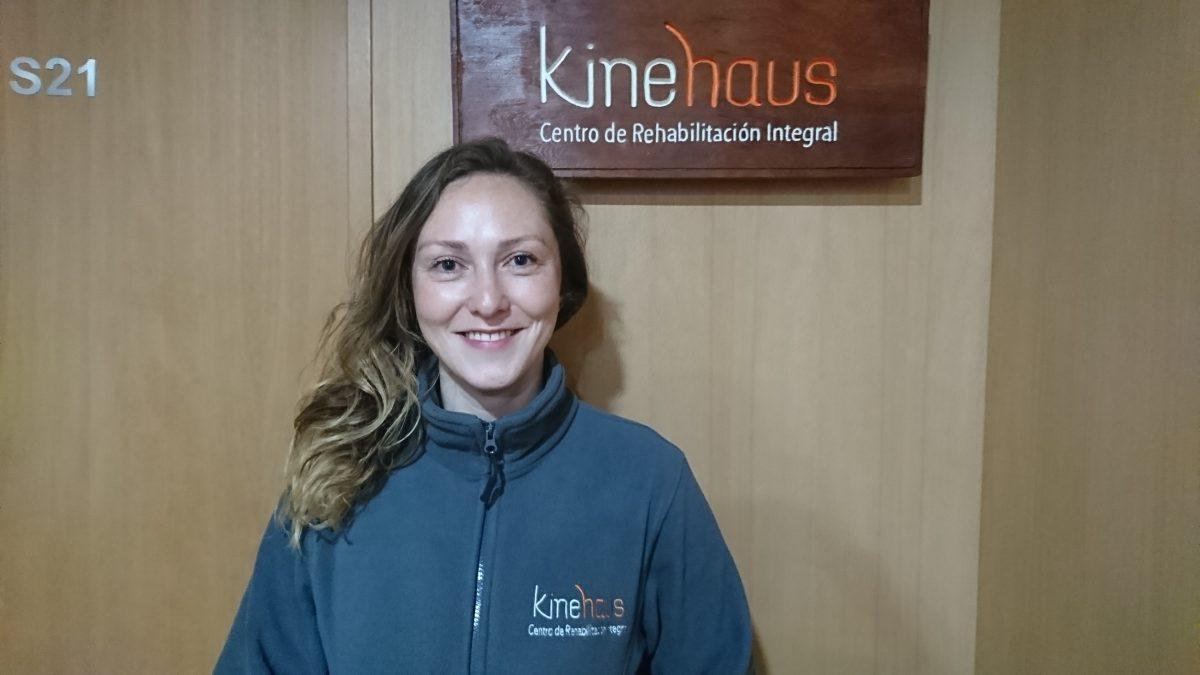 Catalina Jiménez terapeuta Kinehaus - Diario Puerto Varas