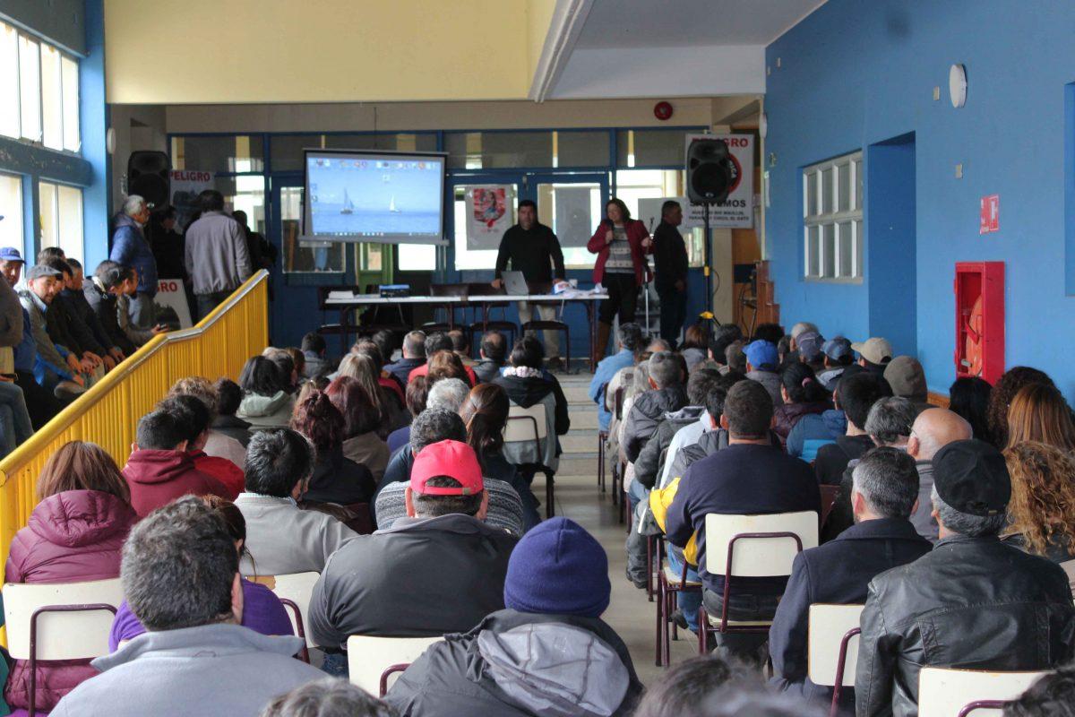 Encuentro intercomunal en defensa del río Maullín - Diario Puerto Varas