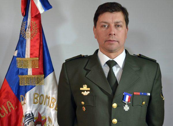 Nuevo superintendente Cuarta Compañía de Bomberos Puerto Montt Rodrigo Álvarez - Diario Puerto Varas
