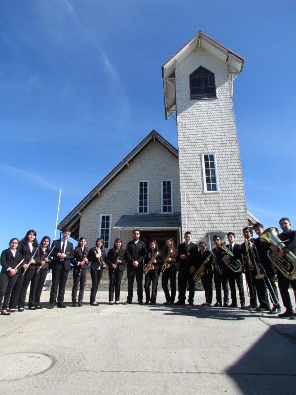 Banda Sinfónica de Nueva Braunau - Diario Puerto Varas