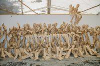 Plegados Itinerantes de Claudio Acuña en Kunstgarten - Diario Puerto Varas
