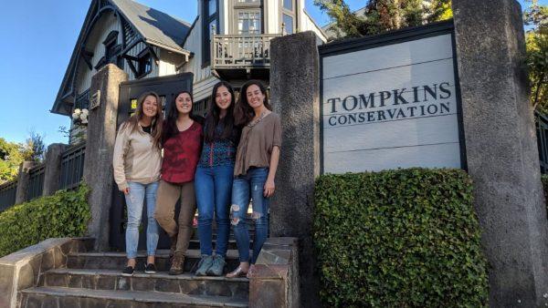 """Ganadora del concurso Ruta de los Parques recorre la Patagonia chilena en el """"Rutamóvil"""" - Diario Puerto Varas"""