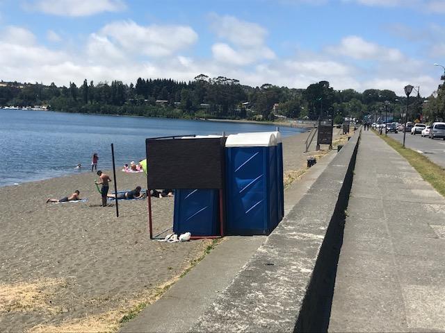 Denuncia Ciudadana: Baños públicos Puerto Chico - Diario Puerto Varas