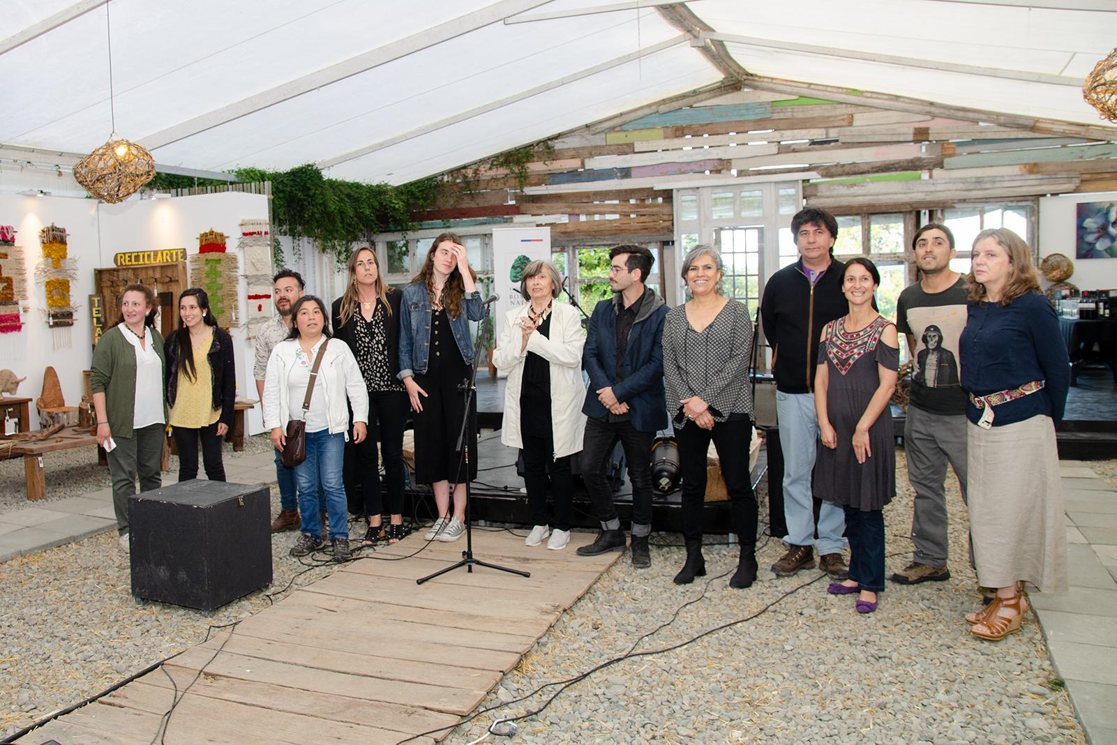 Inauguración Encuentro de Arte en Puerto Varas - Diario Puerto Varas