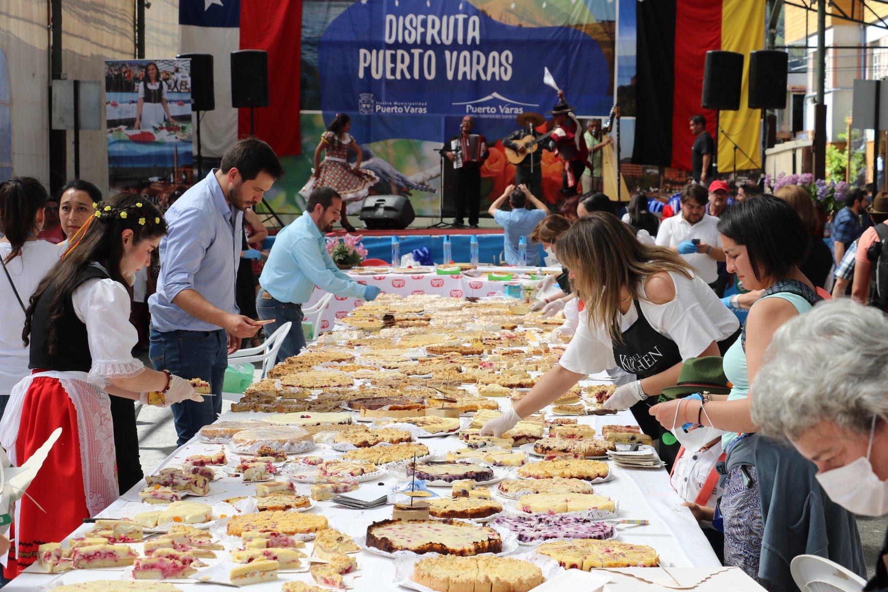 Día del Kuchen - Diario Puerto Varas
