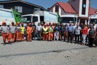 Nuevos camones de basura - Diario Puerto Varas