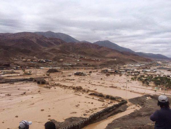 Columna de Opinión Ríos mortales del desierto más árido - Diario Puerto Varas