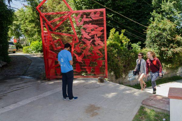Kunstgarten - Bosque Nativo - Diario Puerto Varas