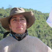 Marisel Villegas Mujeres Sin Fronteras, foto gentileza de Puelo Patagonia - Diario Puerto Varas