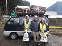 Seremi de Medio Ambiente y recicladores del cartón - Diario Puerto Varas