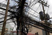 Corte ordena retirar cables en desuso en Puerto Montt - Diario Puerto Varas