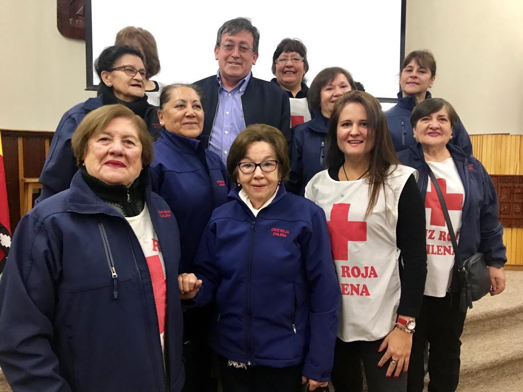 Puerto Montt: Concejo aumentó subvención para Cruz Roja - Diario Puerto Varas