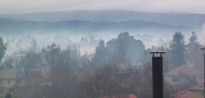 Osorno: Decretan nueva Preemergencia Atmosférica por contaminación - Diario Puerto Varas