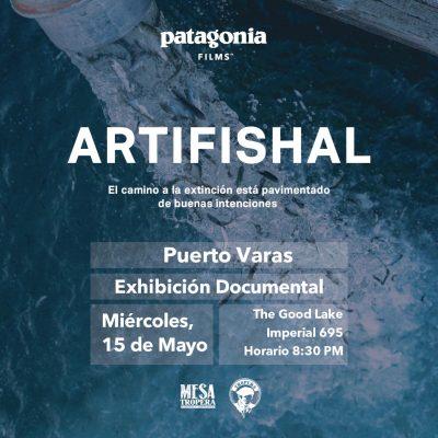 """Patagonia estrena en Chile """"Artifishal"""", el documental que muestra el devastador daño ambiental que genera la industria salmonera en el mundo - Diario Puerto Varas"""