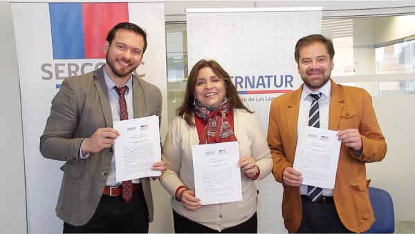 Sercotec y Sernatur Los Lagos anuncian convenio en apoyo a prestadores de servicios de Turismo Aventura - Diario Puerto Varas
