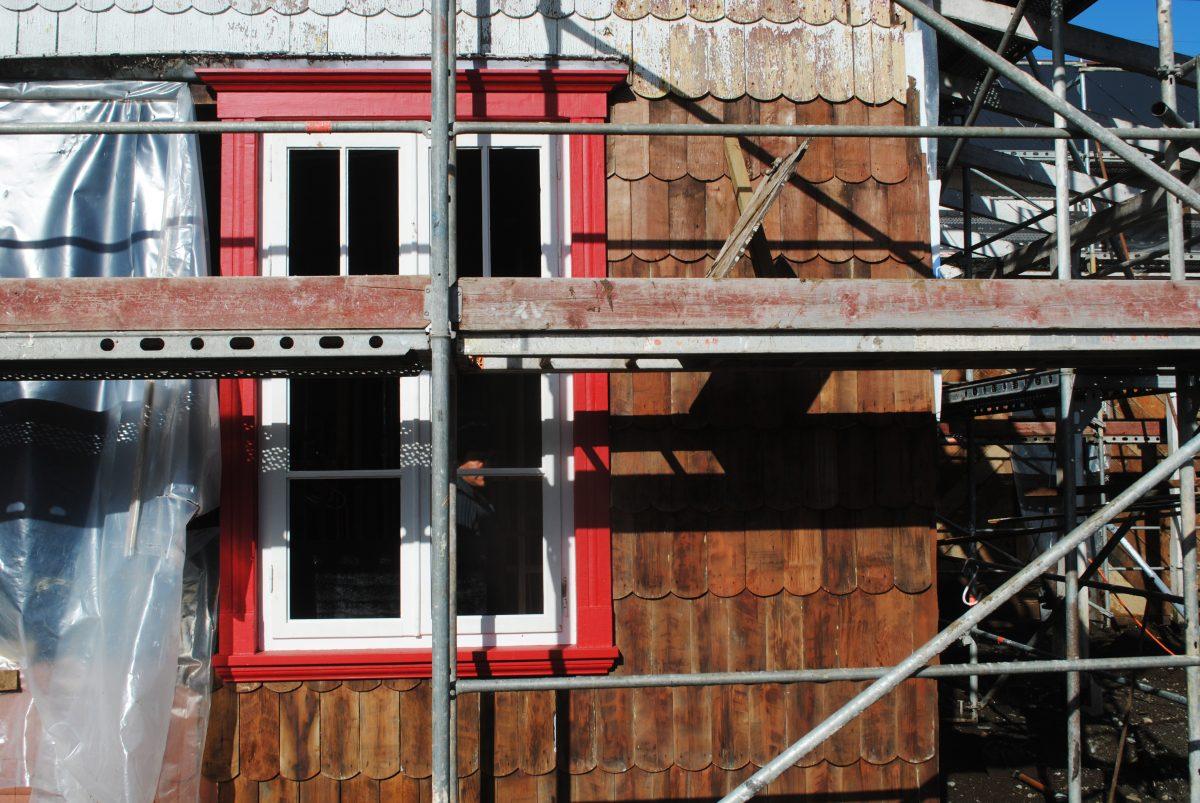 Trabajos Casa Binder - Diario Puerto Varas