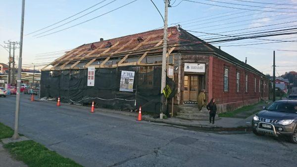 Patrimonio Cultural - Recuperación Casa Raddatz - Diario Puerto Varas