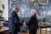 Presidente Piñera acuerda con Tompkins Conservation y Pew inédito plan para promover la protección de los parques de la Patagonia - Diario Puerto Varas