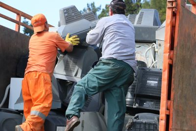 Reciclaje electrónico en Puerto Varas - Diario Puerto Varas