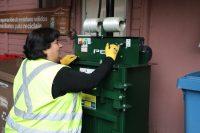 Compactadora de basura facilitará reciclaje en Punto Limpio - Diario Puerto Varas